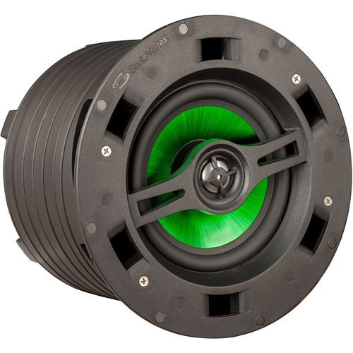 """Beale IC8-MB 2-way 8"""" In-ceiling Speaker - 5 W RMS w/Sonic Vortex Technology"""