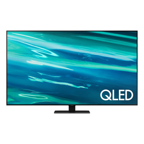 "Samsung QN50Q80AA 50"" QLED 4K UHD Smart TV - No Tax"