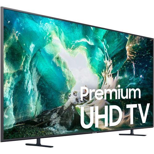 "Samsung RU8000 82"" HDR 4K UHD LED-LCD Smart TV (UN82RU8000FXZA)"