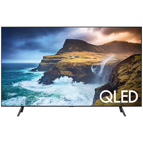 """New Samsung 75"""" Class Q70R QLED Smart 4K UHD TV 2019 (QN75Q70RAFXZA) - NO Tax"""