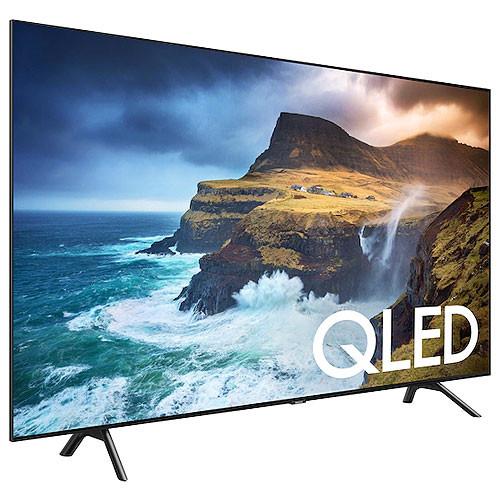 """New Samsung 82"""" Class Q70R QLED Smart 4K UHD TV 2019 (QN82Q70RAFXZA) - NO Tax"""