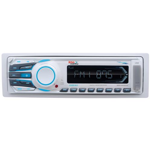Boss Audio MR1306UA MP3/AM/FM/USB/SD Stereo Receiver