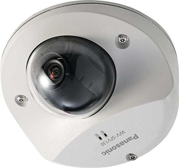 Panasonic WV-SFV130 Outdoor Vandal Dome Network Camera 1080P