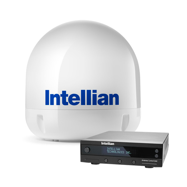 "Intellian i6W 2-Axis Global Satellite TV System w/23.6"" Reflector & Worldview LNB Gen 2"