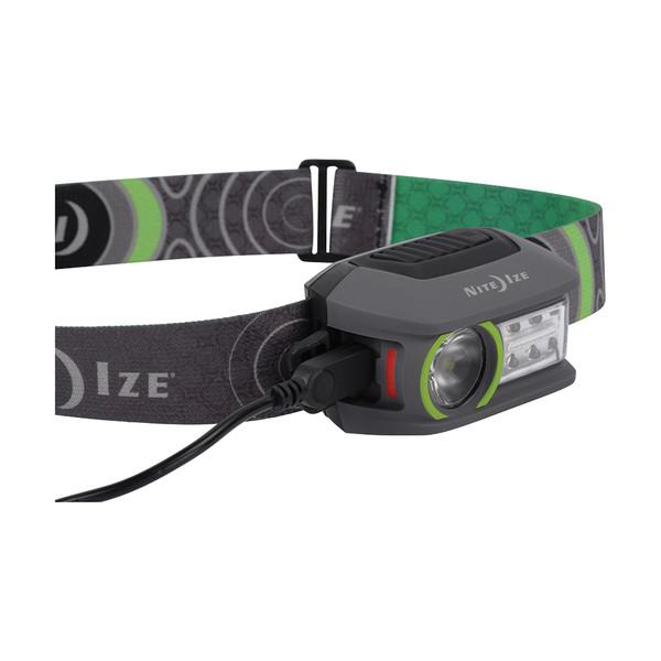 Nite Ize Radiant 250 Rechargeable Headlamp w/ Multiple LED Light Modes