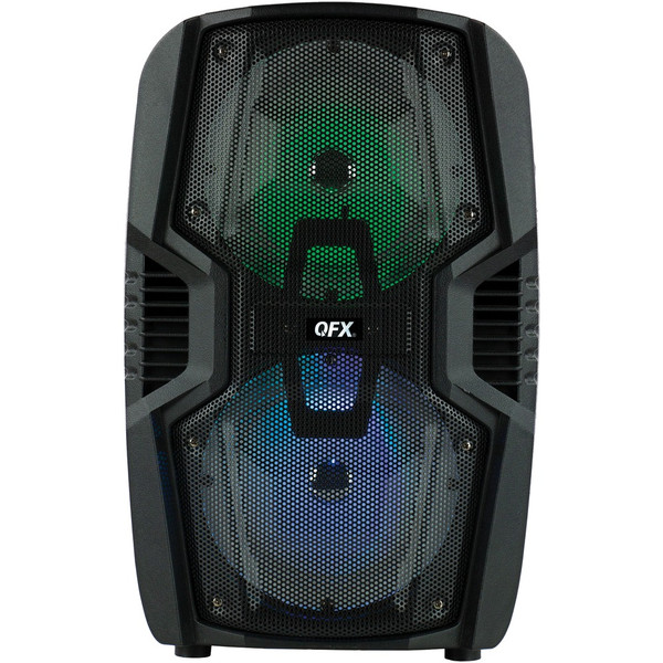 QFX PBX-268SM 2 x 6.5-Inch Portable Party Speaker