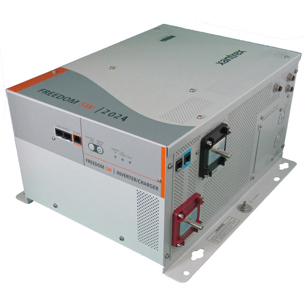 Xantrex Freedom SW2024 Inverter/Charger - 2000W - 24V 815-2024