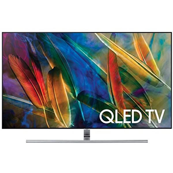 "Samsung 75"" Class Q7FN HDR UHD Smart QLED TV - QN75Q7FAMFXZA (Factory Refurbished)"