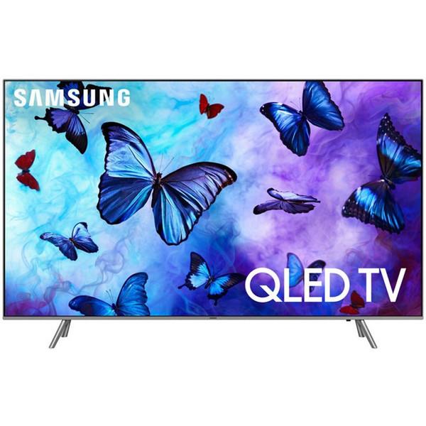 "Samsung 55"" Class Q6FN QLED Smart 4K UHD TV (2018) - QN55Q65FNFXZA (Factory Refurbished)"