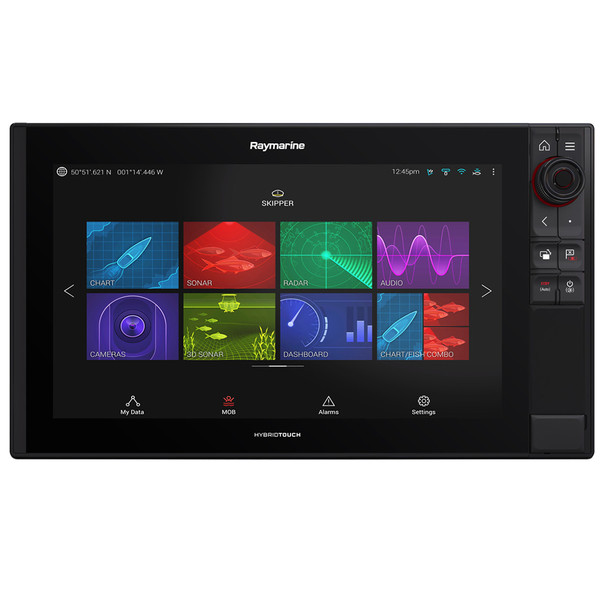 Raymarine Axiom Pro 16 S MFD w/Single Channel High CHIRP Sonar - LNC Vector Chart - Save $500 or More