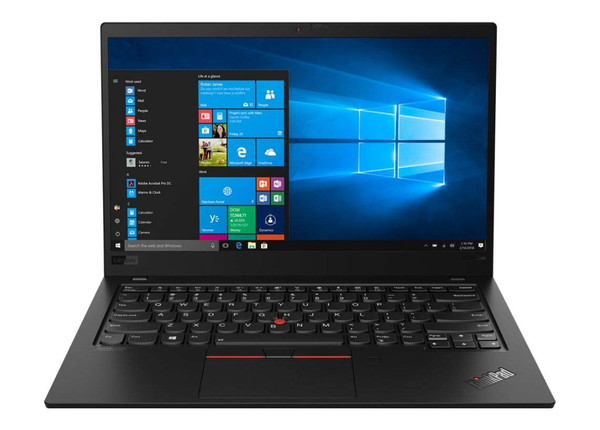 "Lenovo ThinkPad X1 CARBON 20R1 14"" 4K UHD Notebook i7-10710U 1TB SSD 16GB  (Renewed)"