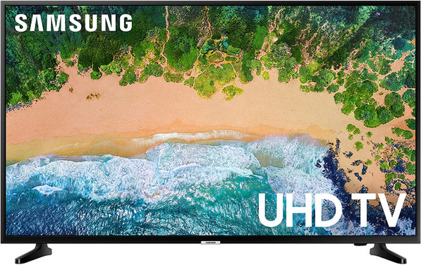 "Samsung 6 Series UN43NU6900F - 43"" LED Smart TV - 4K UltraHD (Renewed)"