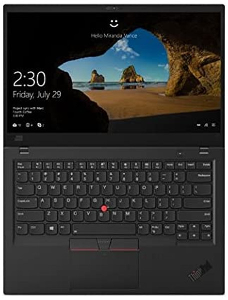 "Lenovo ThinkPad X1 CARBON 14"" WQHD (2560x1440) Business Laptop i7-8650U 1.9GHz 512GB SSD 16GB (Renewed)"
