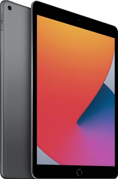 "Apple iPad 8th Generation 10.2"" 128GB Space Gray (Unlocked) Newest Model - NO Tax"