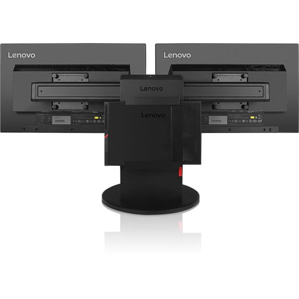 Lenovo 4XF0L72016 ThinkCentre Tiny-In-One Dual Monitor Stand - No Tax