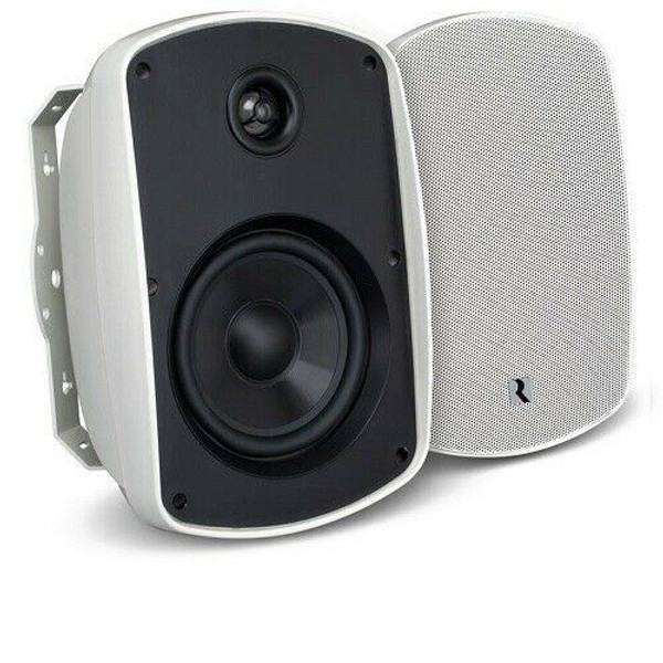 """Russound Acclaim 5B65MK2-W 6.5"""" OutBack 2-way Outdoor Speaker 150 W - Pair WHITE"""
