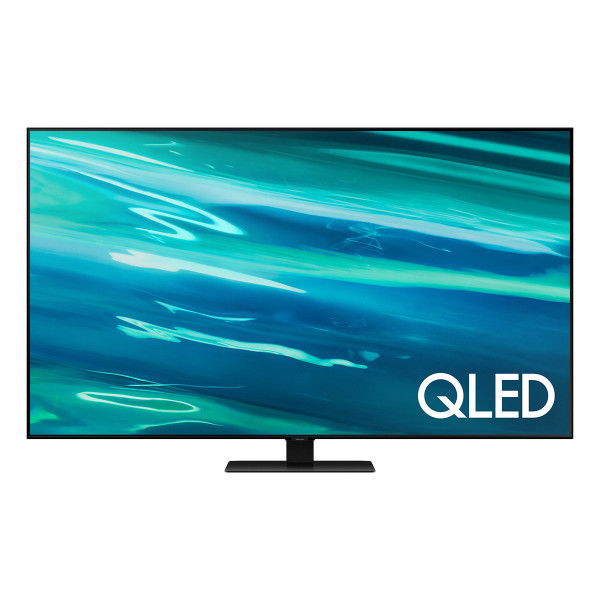 "Samsung QN50Q80AA 50"" QLED 4K UHD Smart TV - No Tax"