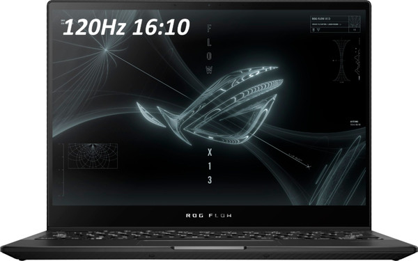 """Asus ROG GV301QE Touchscreen Gaming Laptop R9 5900HS 3.0GHz 1TB SSD 16GB 13.4"""" WUXGA NVIDIA Max-Q  - No Tax"""