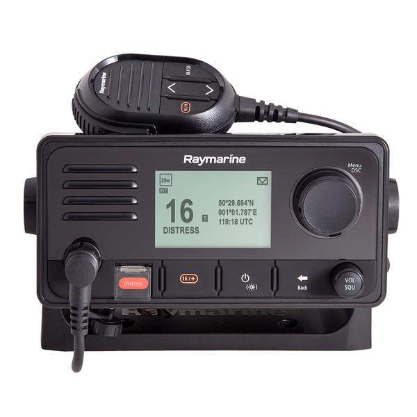 Raymarine Ray63 Dual Station VHF Radio W/GPS