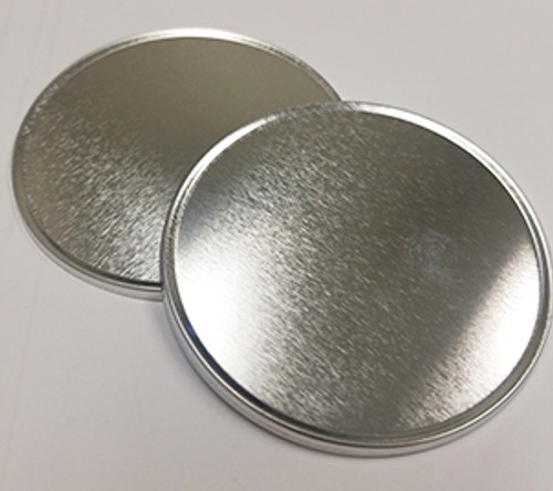 "3"" STD Tecre  3 Inch Magnet Backs ONLY - 100"