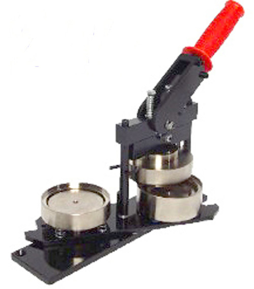 """2.25"""" Tecre Model #225 FABRIC Button Maker Machine for 2-1/4"""" Buttons-FREE SHIPPING"""