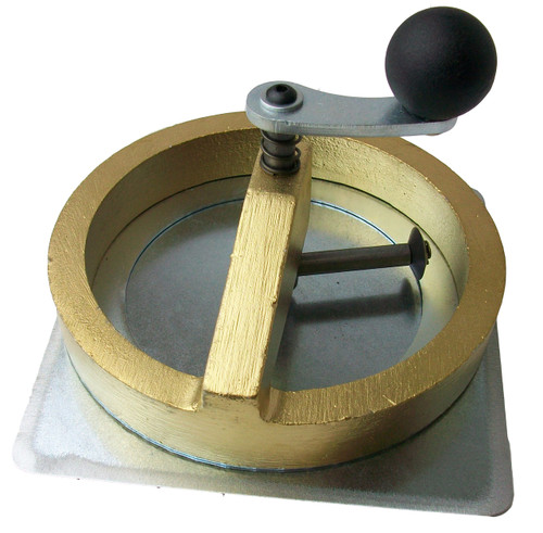 "4"" Button Boy Fixed Rotary Cutter for making 4 Inch Buttons - Cut Size is 4.560"""