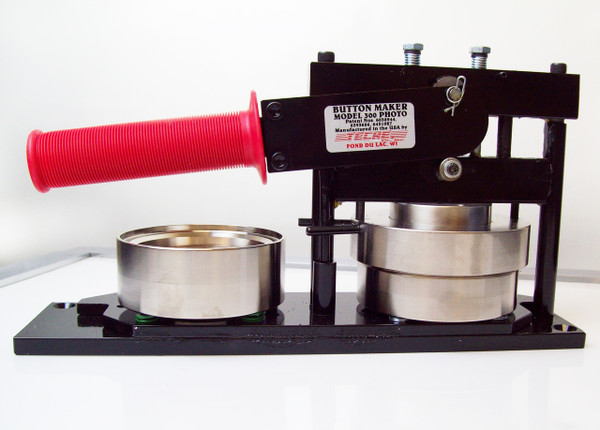 """3"""" Tecre Button Making Machine  - Model #300 - PAPER"""
