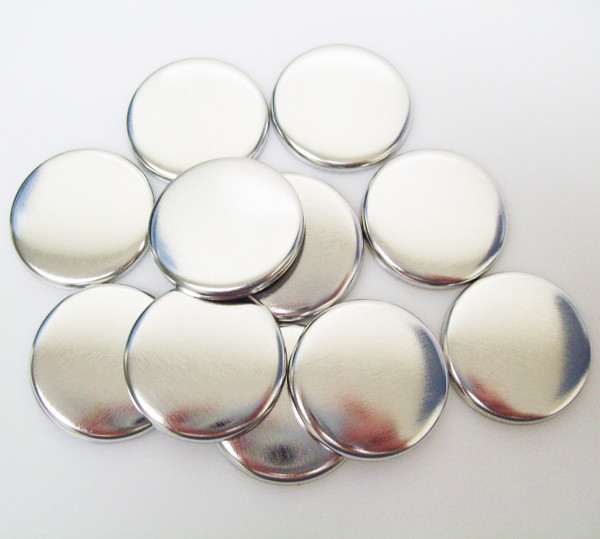 "Shells ONLY for 1-1/2 Inch ( 1.5"" ) Tecre Buttons - 500 pcs-FREE SHIPPING"