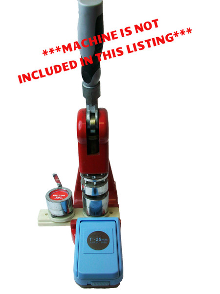 """1""""ARTEC-25MM  Button Boy Double Level Hand Held Punch-CUTTING SIZE 1.365"""""""