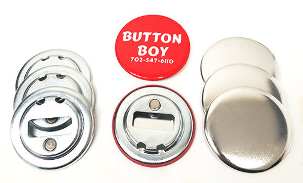 """2.25"""" STD Magnetic Bottle Opener Parts No Ring 2-1/4 Inch-500"""