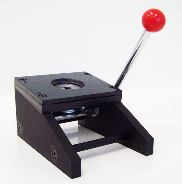 """1.25"""" Button Boy Interchangeable Graphic Punch and Base for 1-1/4 Inch Buttons - FREE SHIPPING"""