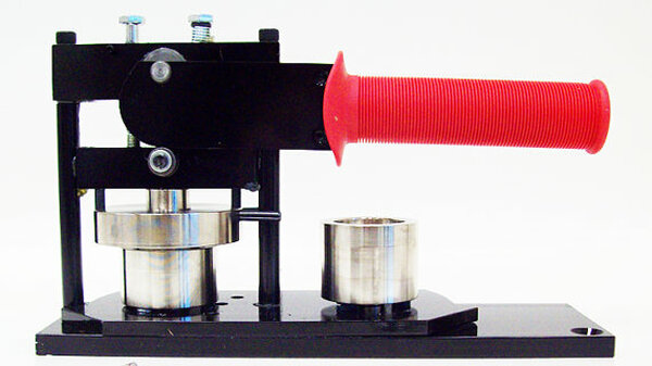 """1.50"""" Tecre Model #150 FABRIC Button Maker Machine for 1-1/2"""" Buttons-FREE SHIPPING"""