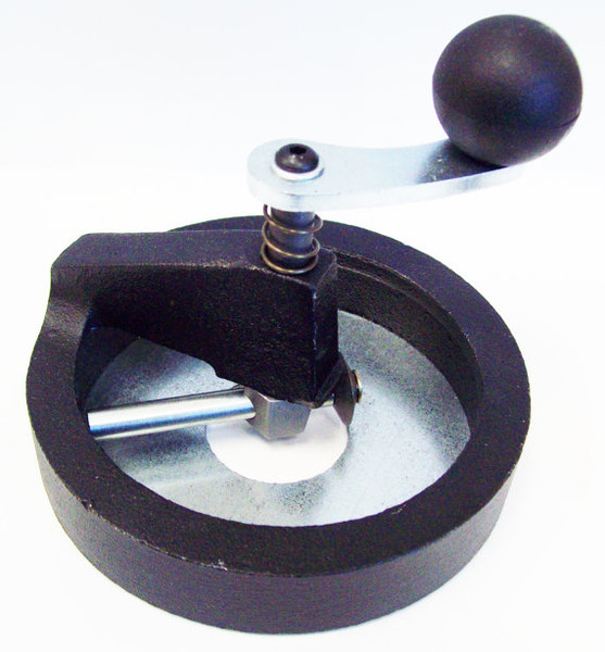 "BAM Size 2-3/8"" (2-1/4"") Button Boy Fixed Rotary Cutter for making 2-1/4"" BAM Sized Buttons - Cut Size is 2.75-FREE SHIPPING"