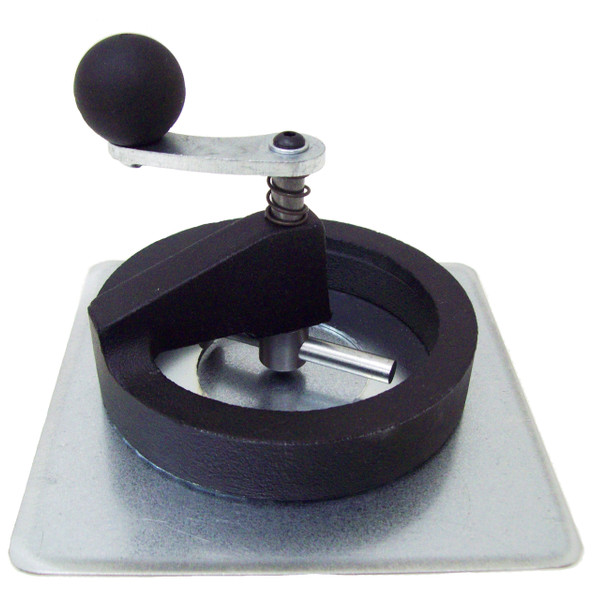 "3"" Button Boy Fixed Rotary Cutter for making 3 Inch Buttons - Cut Size is 3.451""-FREE SHIPPING"