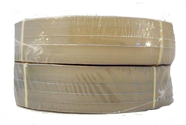 "3 1/2"" STD Mylar Plastic Button Covers 3.5 Inch - 1000 Pcs"
