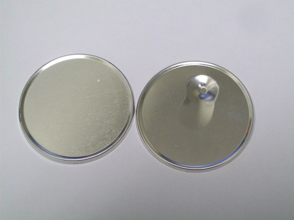 "2.25"" STD Tecre  Magnetic Back Parts -Backs ONLY 2-1/4 Inch - 1000 PCS-FREE SHIPPING"