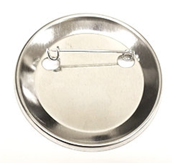 """2.25"""" Tecre PIN  BACKS ONLY - 500-FREE SHIPPING"""