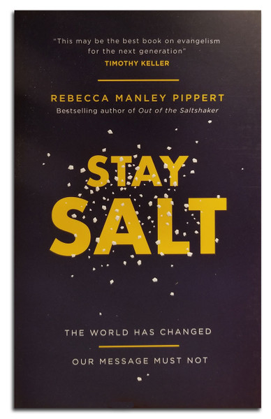 Stay Salt. Front cover