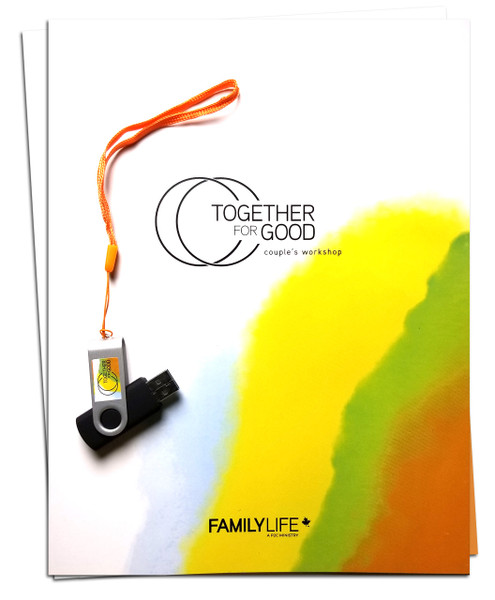 Together for Good First Nations Workbook Set with USB