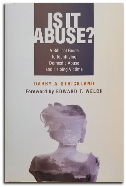 Is it Abuse?, Darby Strickland, Front cover