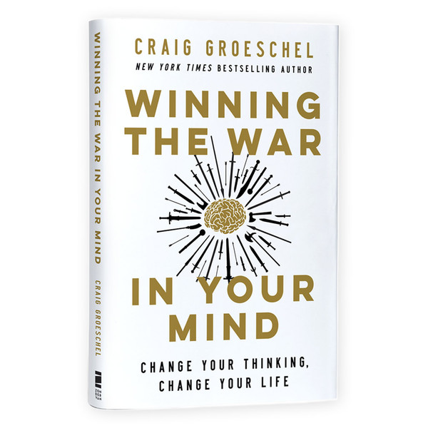 Winning the war in your mind. Front cover