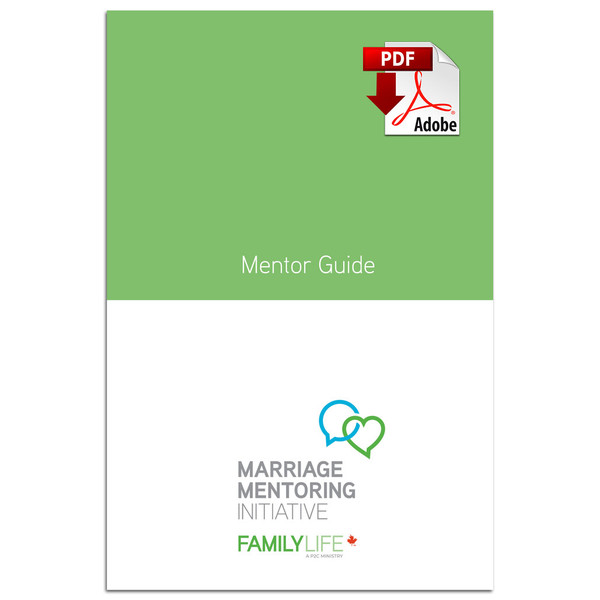 Mentor Guide (PDF Download). Front cover