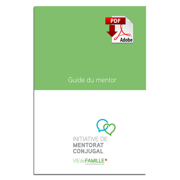 French, Mentor Guide (PDF Download). Front cover