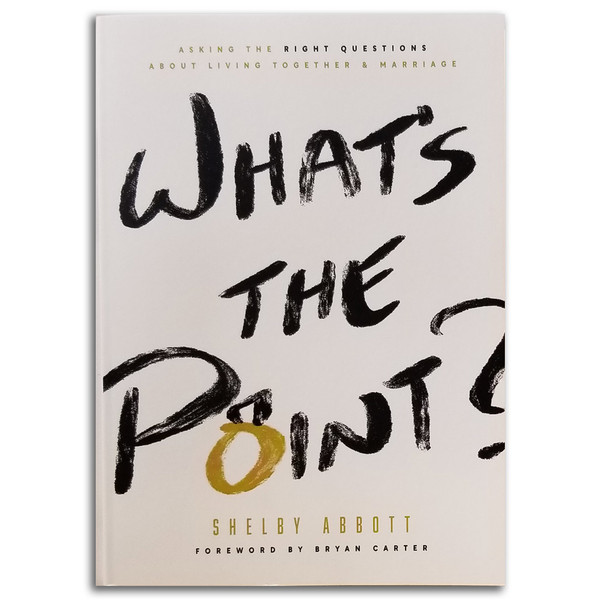 What's The Point? Front cover