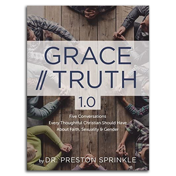 Grace / Truth 1.0. Front cover