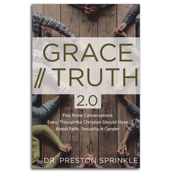 Grace / Truth 2.0. Front cover