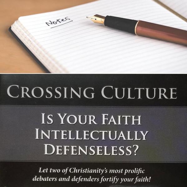 Crossing Culture Notes