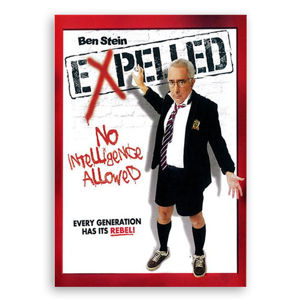Expelled. Front cover