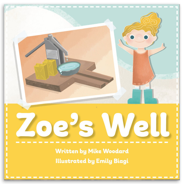 Zoe's Well. Front cover