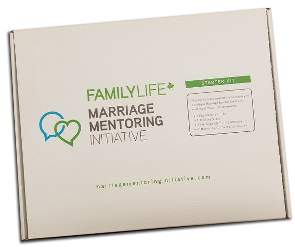 FamilyLife Marriage Mentoring Initiative Starter Kit